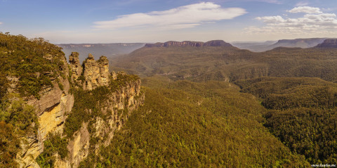 The Three Sisters, Blue Mountains, NSW – Australia
