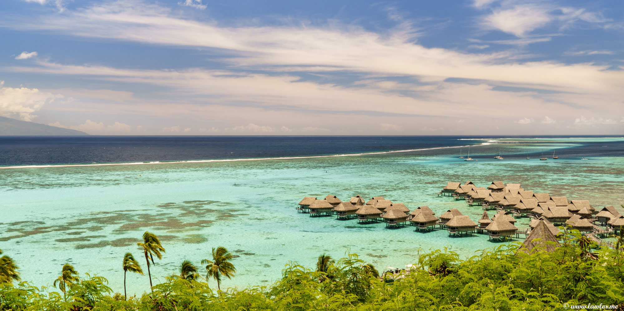 Sofitel Moorea - French Polynesia, Free Landscape Photography, free landscape photos, free nature images, free HD images, free high definition stock images, free stock images download, desktop background, desktop wallpapers, free screensaver, landscape photography