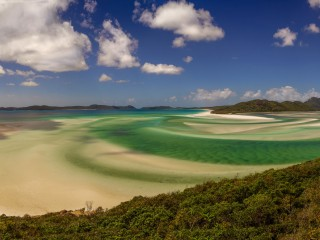 Hill Inlet, Whitsundays, QLD – Australia