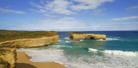 London-Bridge, 12 Apostles, VIC – Australia