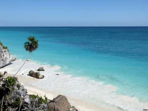 Tulum Beach – Mexico