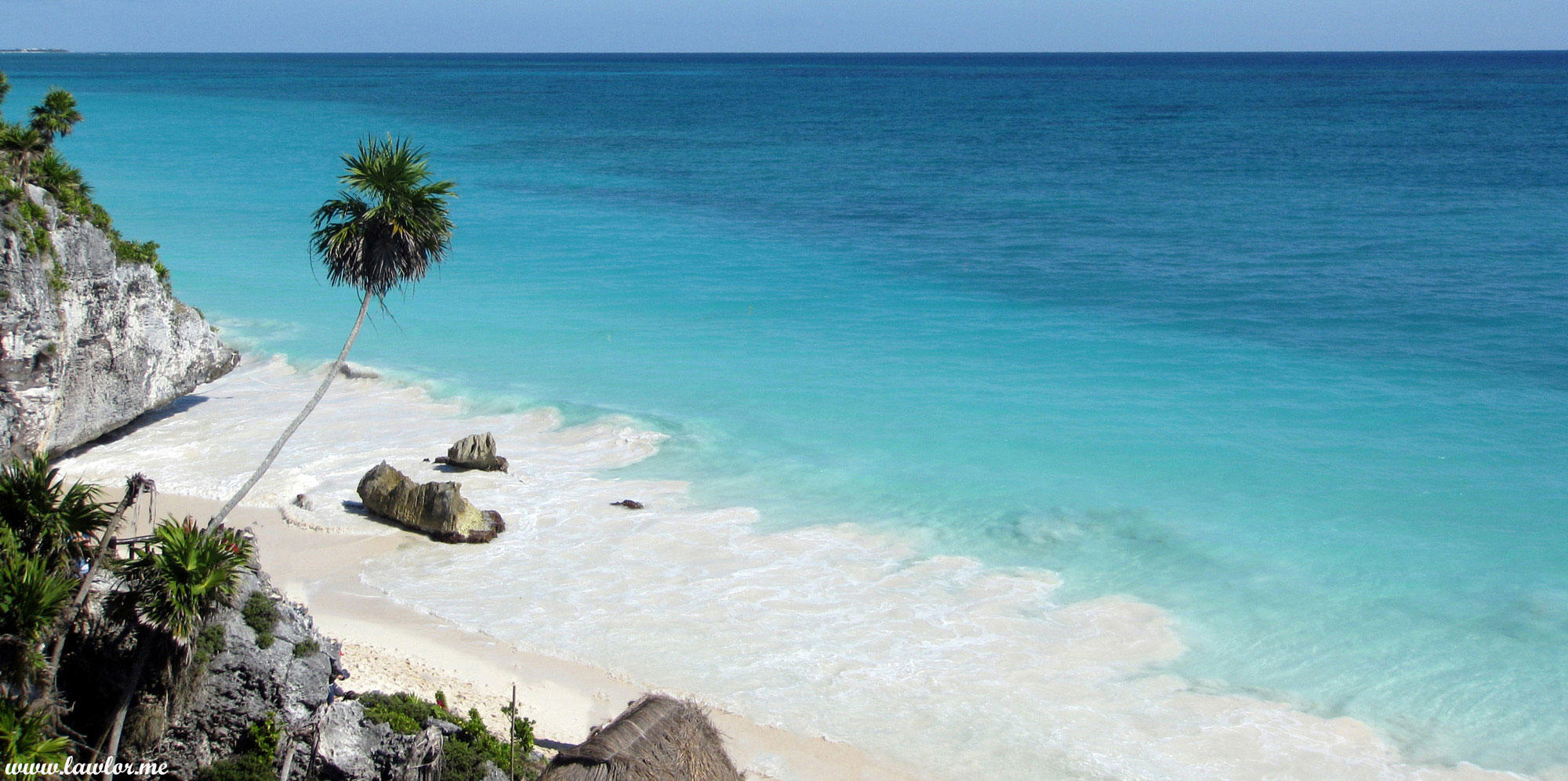 Tulum Beach - Mexico