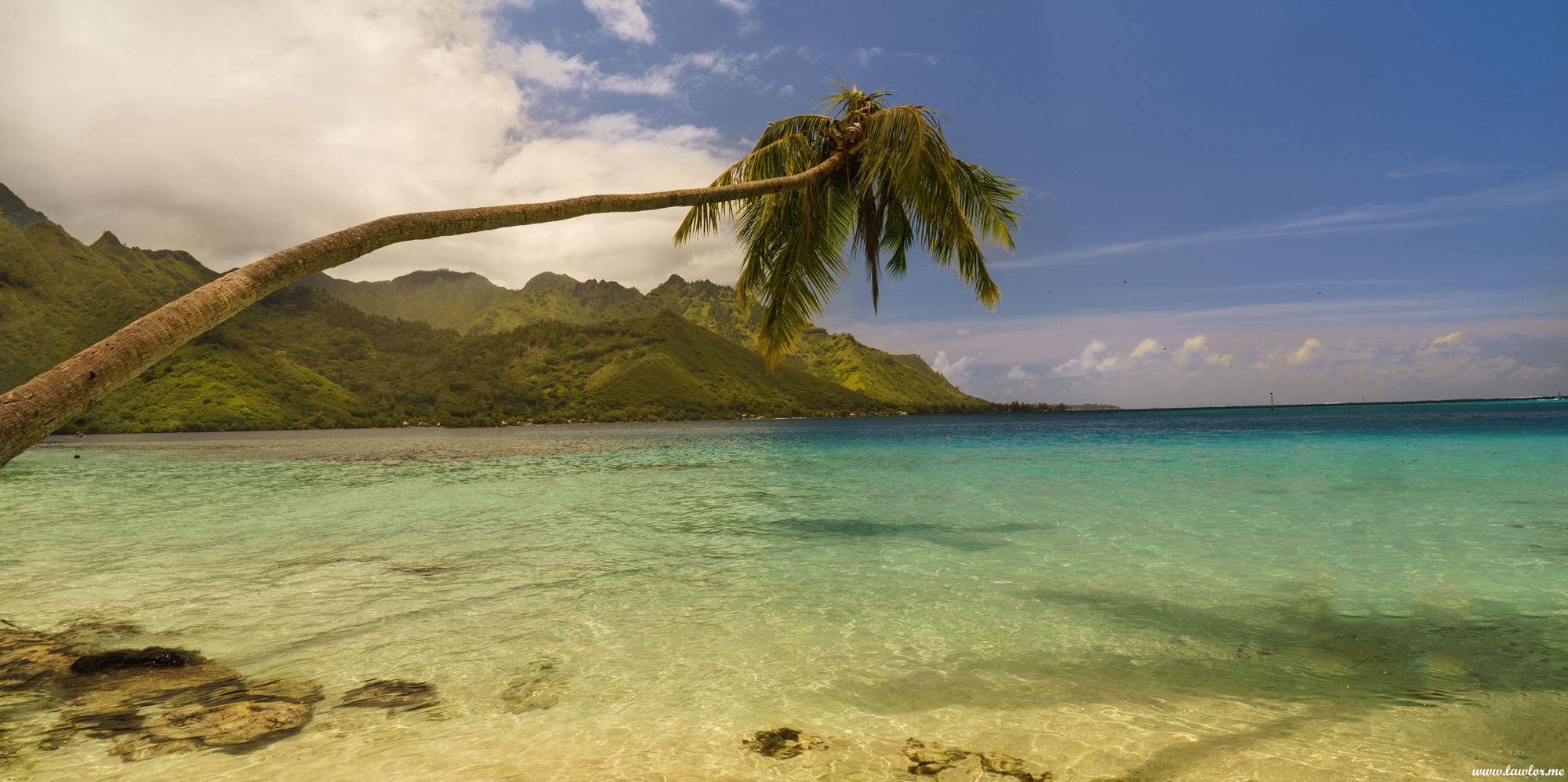 Opunohu Bay, Moorea - French Polynesia, Free Landscape Photography, free landscape photos, free nature images, free HD images, free high definition stock images, free stock images download, desktop background, desktop wallpapers, free screensaver, landscape photography