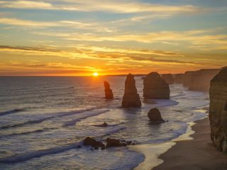 12 Apostles Sunset, VIC – Australia